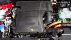 Prueba Kia Niro Hybrid motor