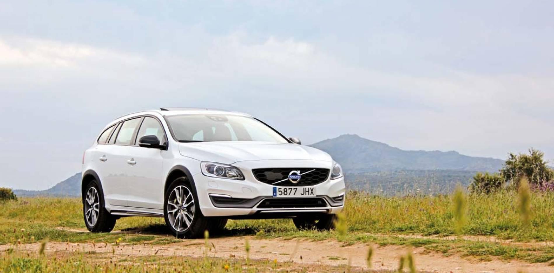 Prueba Volvo V60 Cross Country D4 190 CV AWD Aut., completo polivalente