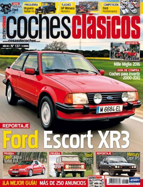 Revista COCHES CLÁSICOS número 137