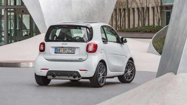 smart fortwo coupe BRABUS 2016