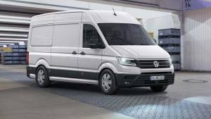 Nueva Volkswagen Crafter 2017, más eficiente y tecnológica