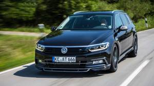 Hasta 336 CV de potencia para el Volkswagen Passat con ABT (fotos)