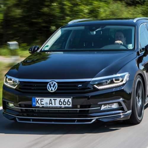 Hasta 336 CV de potencia para el Volkswagen Passat con ABT