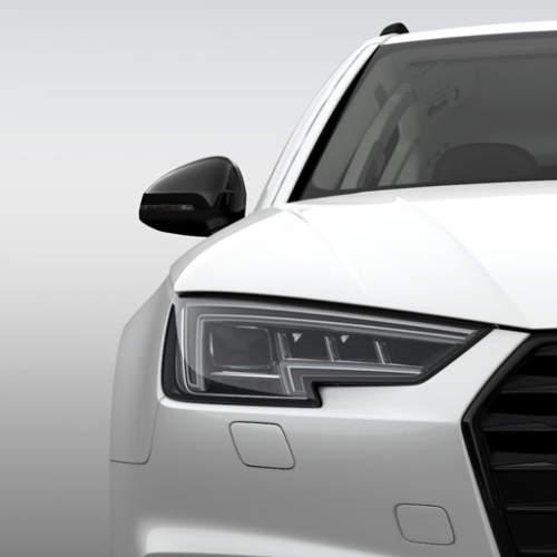 Black Line Edition, la nueva gama personalizada de Audi