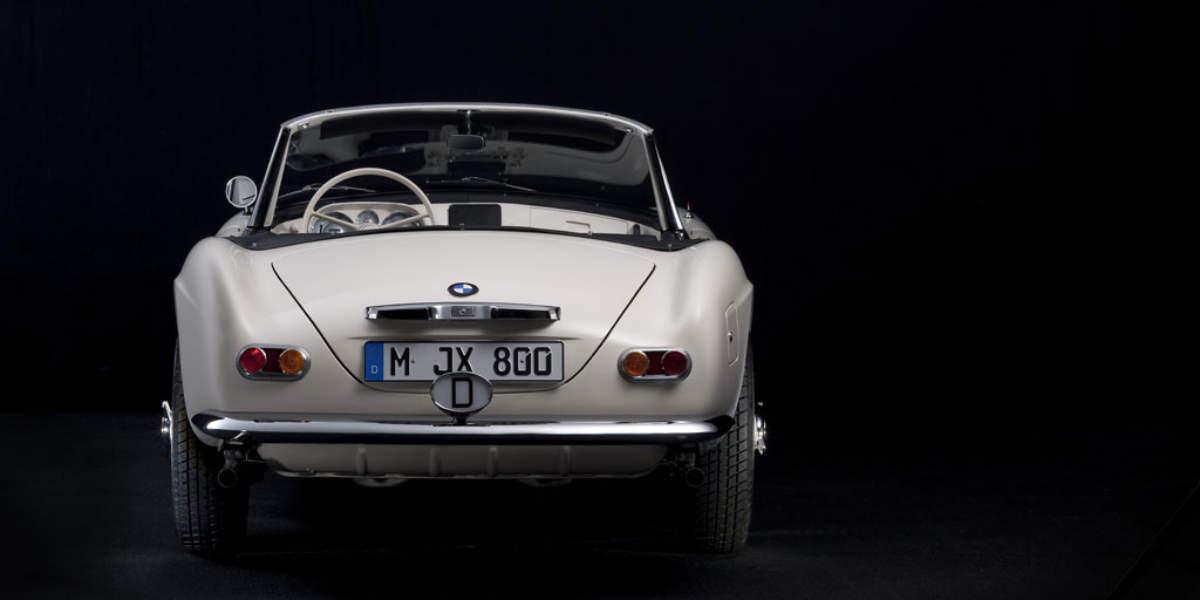 El espíritu de Elvis sigue viviendo gracias a su BMW 507