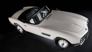 El espíritu de Elvis sigue viviendo gracias a su BMW 507 (fotos)