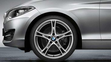BMW Serie 2 Cabrio 2015 llanta