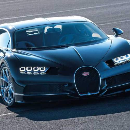 Vendidos 200 de los 500 Bugatti Chiron disponibles