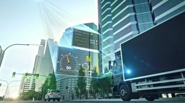 La interconexión en red hará posibles nuevas aplicaciones y servicios de automoción.