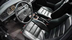 ¡Vaya pieza! A subasta un Mercedes-Benz 190E Evo II impecable
