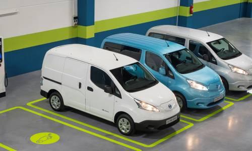 Nissan lleva el car sharing a zonas de difícil acceso
