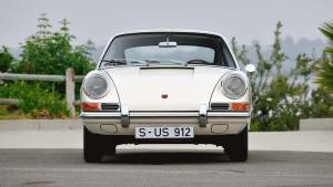 A subasta un Porsche 356B/912 prototipo (fotos)