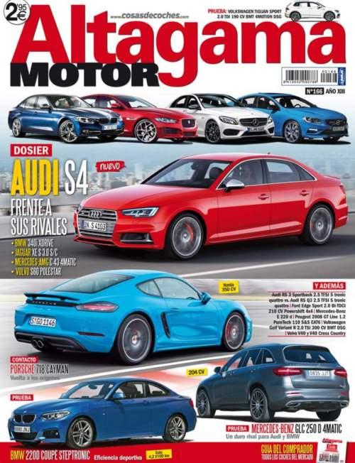 Revista Altagama Motor Número 166