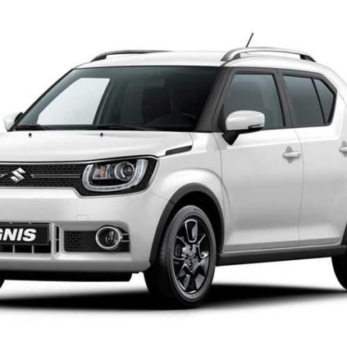 "Suzuki Ignis 2017, desenfadado y ""retro"""
