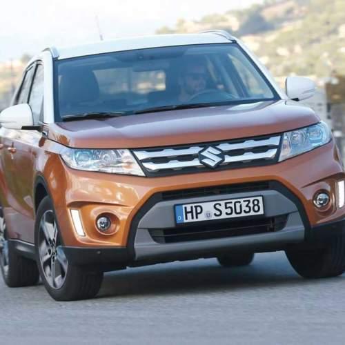Tres años de mantenimiento gratis en el Suzuki Vitara