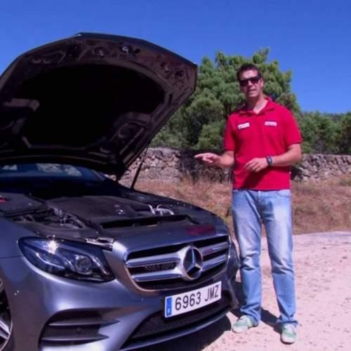 A prueba el Mercedes Clase E 220d, en vídeo