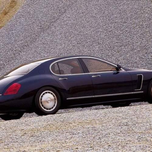 Cuatro prototipos que demuestran que Bugatti quiere una superberlina