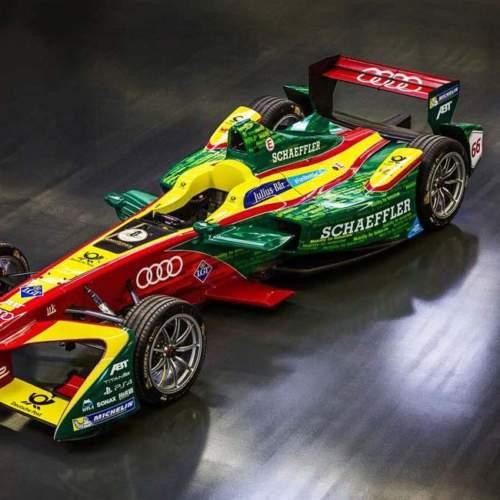 Audi apuesta aún más por la Fórmula E