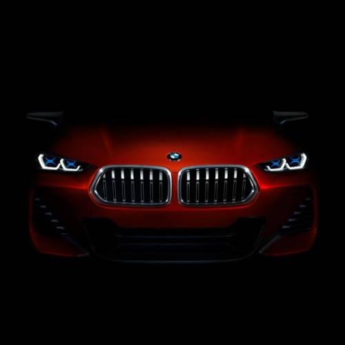 BMW presenta el nuevo X2 Concept