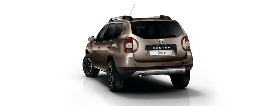 dacia duster edc caja de doble embrague para el suv rumano. Black Bedroom Furniture Sets. Home Design Ideas