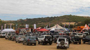 La localidad de Ocaña acogerá una de las reuniones de coches de campo más solicitadas.