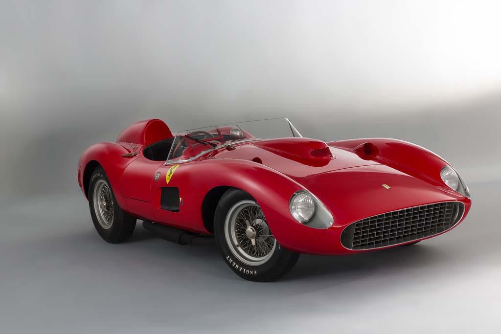 Ferrari 335 S Spyder Scaglietti coches Messi