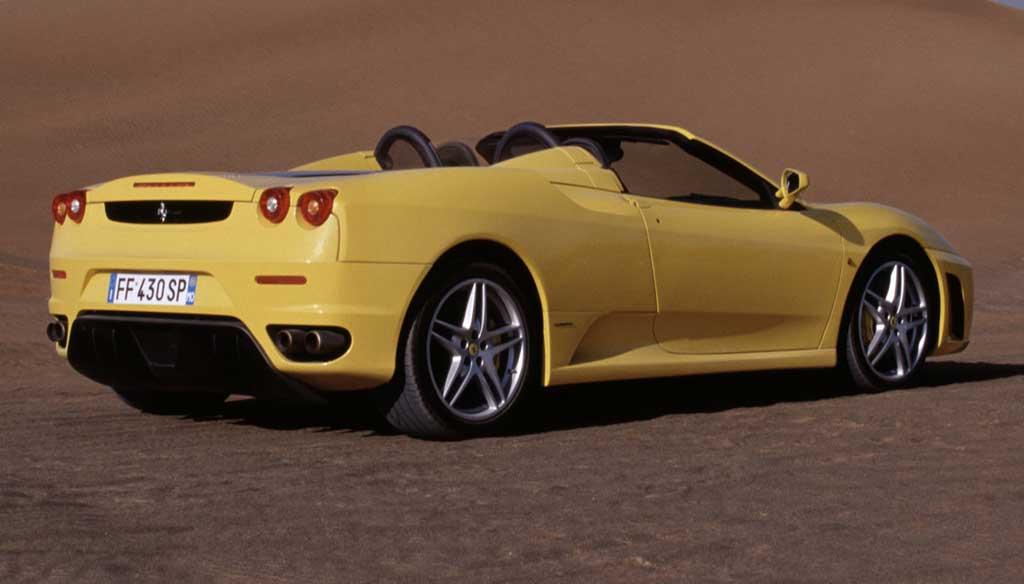 Ferrari F430 Spider 2005