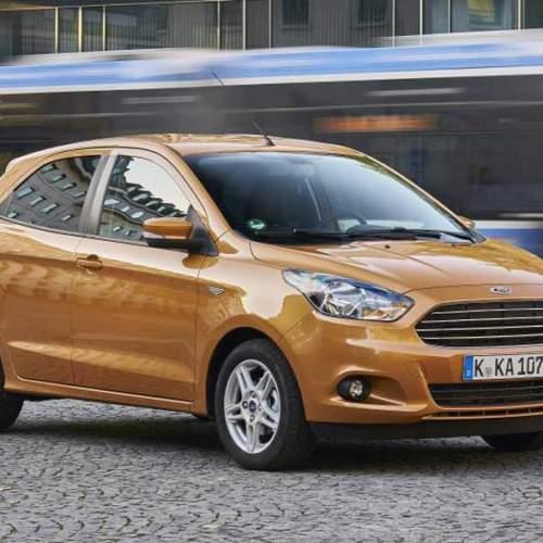 Ya está a la venta el Ford KA+ 2016