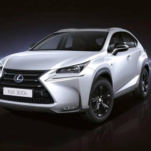 Lexus NX 300h Sport 2017, pasión ecológica