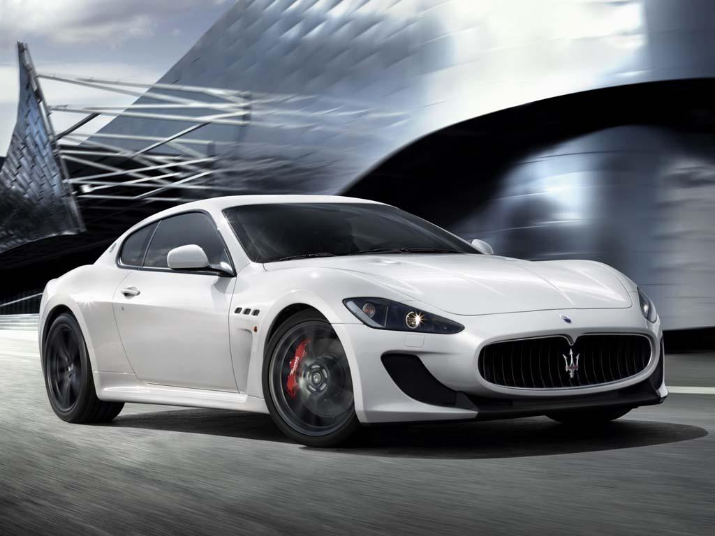 Maserati GranTurismo MC Stradale coches Messi