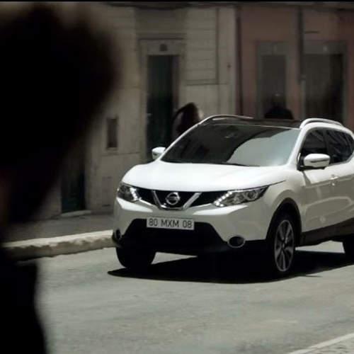 Nissan refuerza el liderazgo de su Qashqai con la campaña 'Original solo hay uno'