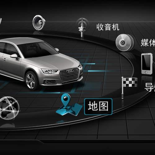 Audi redobla su apuesta por el coche conectado