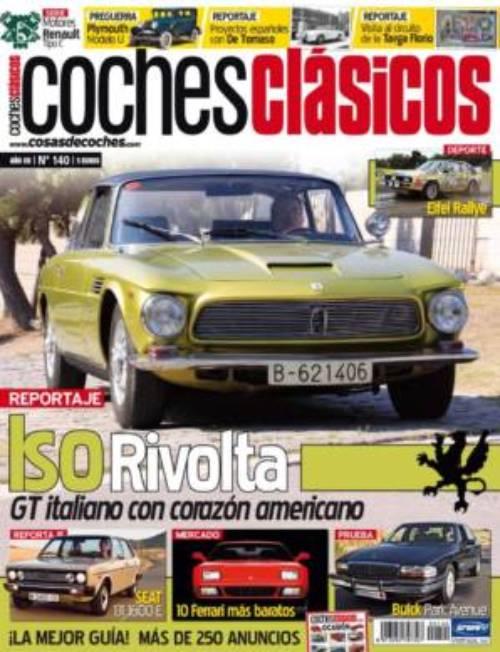 Revista COCHES CLÁSICOS número 140