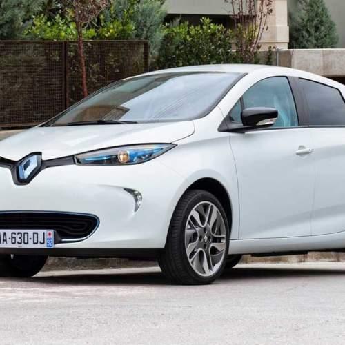 El Renault ZOE 2017 podría ofrecer más autonomía