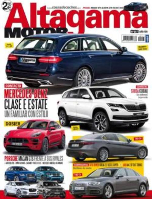 Revista Altagama Motor Número 167