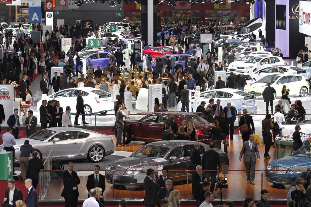 Todas las primicias del sal n de par s 2016 cosas de coches for Salon paris 2016