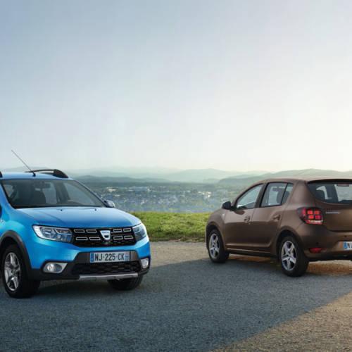 Los Dacia Sandero y Logan 2017 reciben nuevo motor y maquillaje