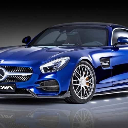 Piecha nos convence, este es el Mercedes-AMG GT que necesitamos