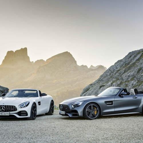 Mercedes-AMG GT Roadster, más sensaciones y potencia a cielo descubierto