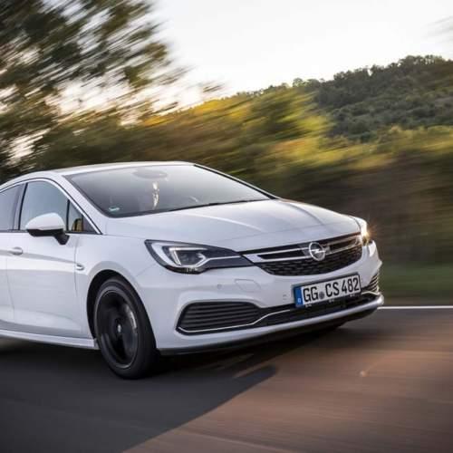 Opel Astra OPC Line, línea deportiva para el nuevo compacto