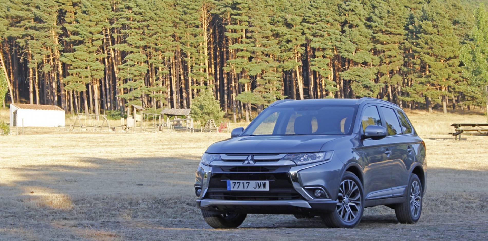 Prueba Mitsubishi Outlander 200 MPI, la versión gasolina de acceso