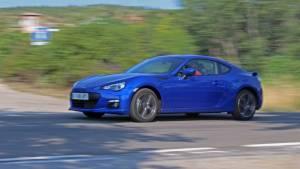 Prueba Subaru BRZ, aprendiendo a conducir (fotos)
