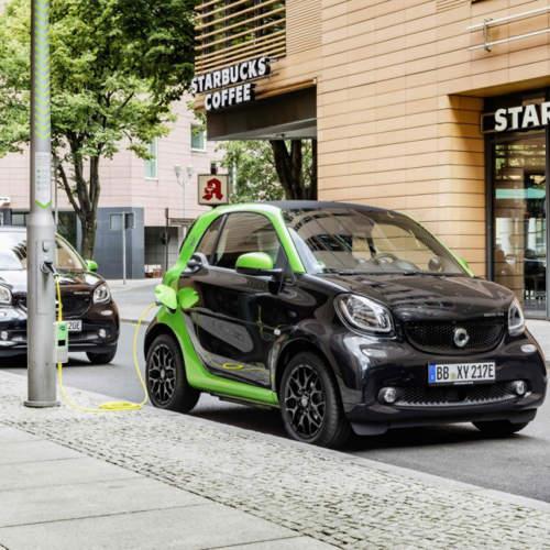 smart fortwo y forfour electric drive 2017, más autonomía y potencia