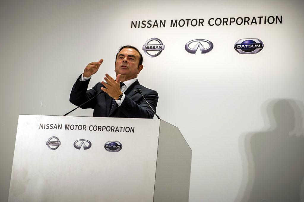 Acuerdo Nissan-Mitsubishi Carlos Ghosn
