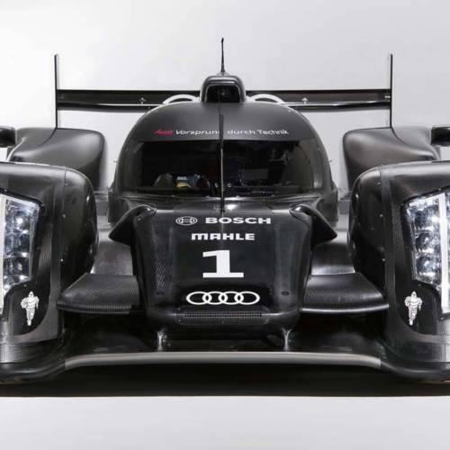 Todos los Audi ganadores de Le Mans