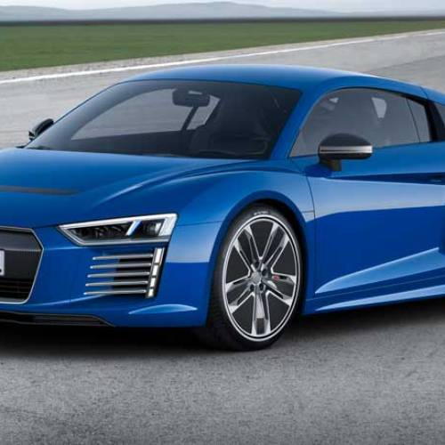 El Audi R8 e-tron deja de fabricarse