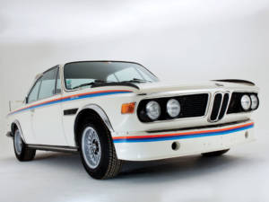 BMW 3.0 CSL - Batmobile