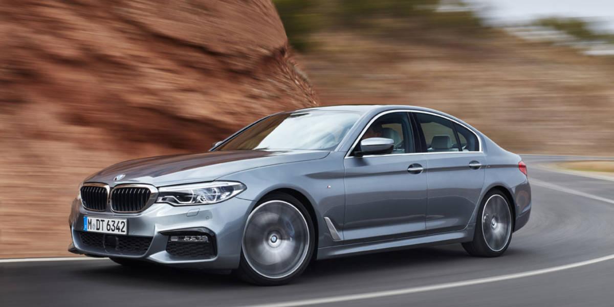 Nuevo BMW Serie 5: Primer paso para la conducción autónoma