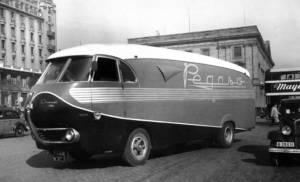 Camión Pegaso - Bacalao