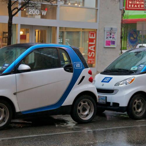 Car2Go se encariña con Madrid